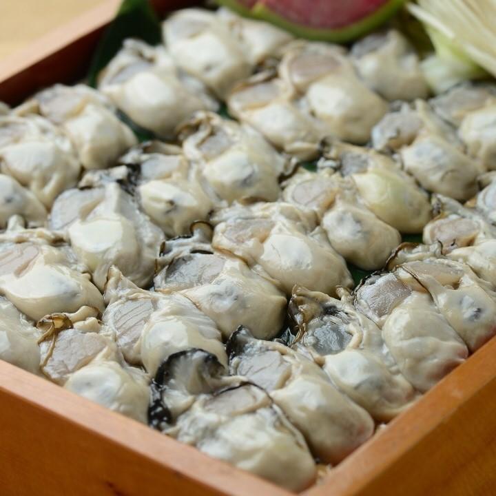 元祖牡蠣しゃぶ