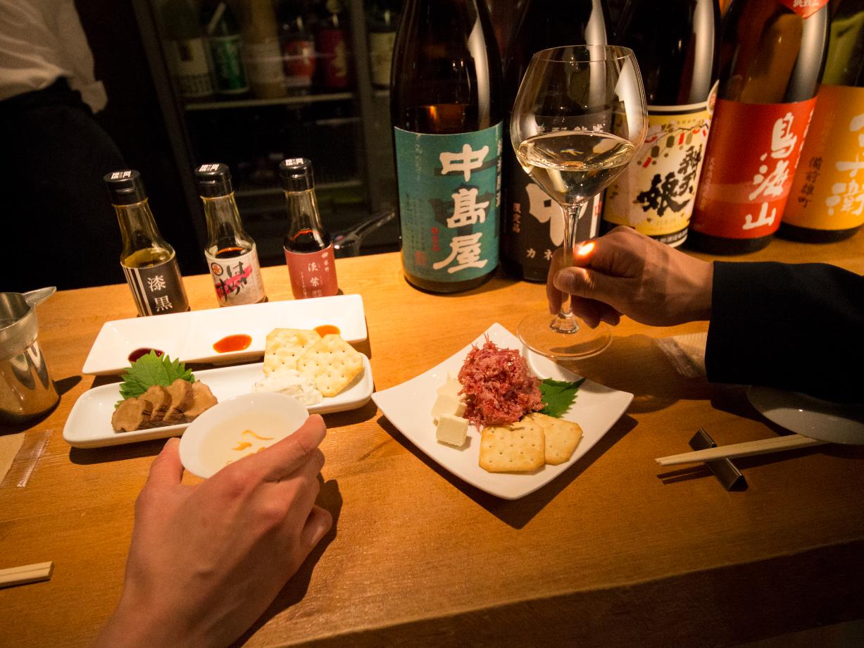 日本酒のタイプに合うフード